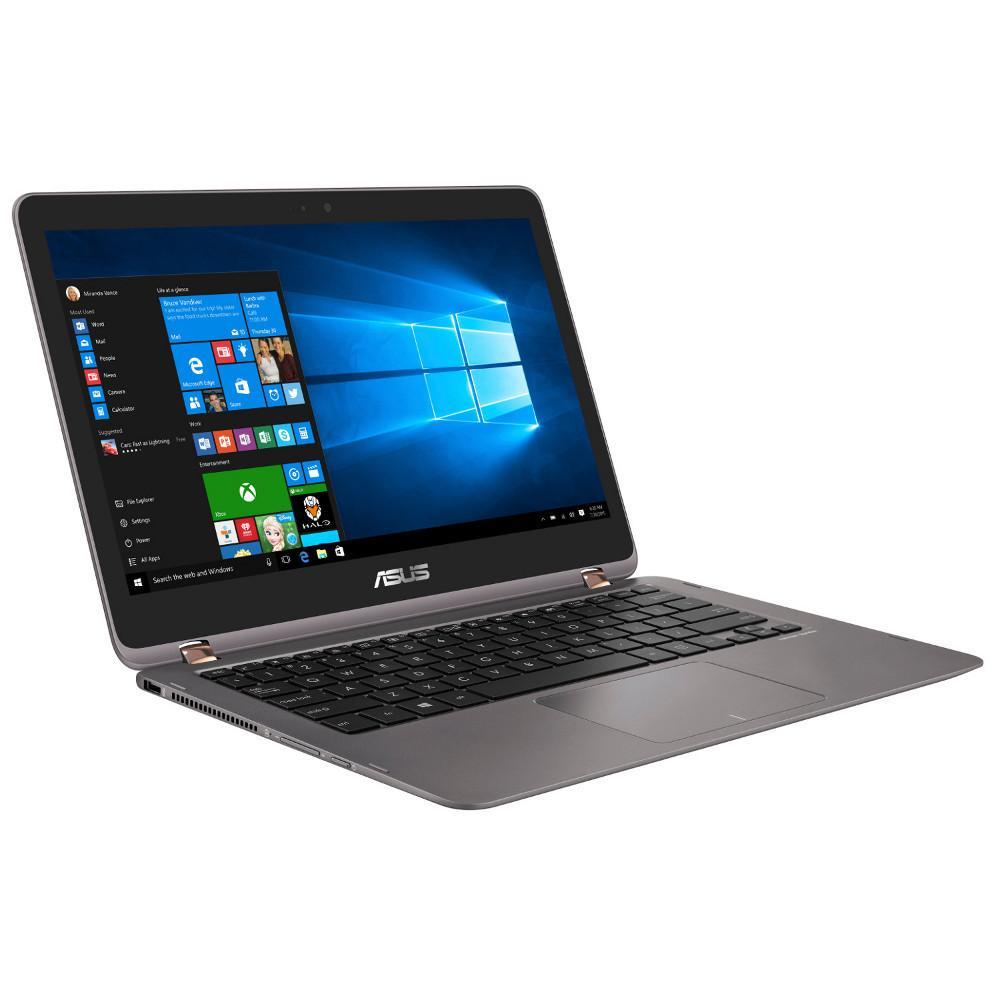 """PC Portable 13.3"""" Asus ZenBook Flip UX360UA-C4173T Gris"""