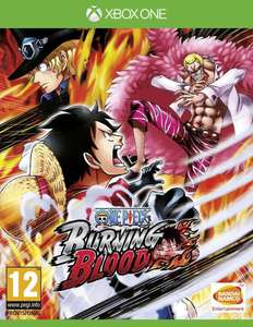 One Piece : Burning Blood sur Xbox One
