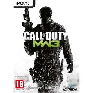 Jeu Call of Duty : Modern Warfare 3 sur PC