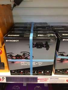 Lot de Drônes ByRobot Petrone Fighter + FPV Kit