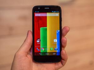 Smartphone Motorola Moto G 8 Go Noir