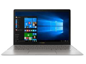 "Ultraportable 12.5"" Asus Zenbook 3 3U-GS099T (Full HD, i7-7500U, 8Go RAM, 512Go SSD)"