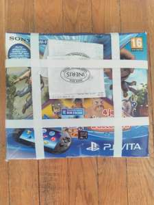Console Sony PS Vita Pack adventure