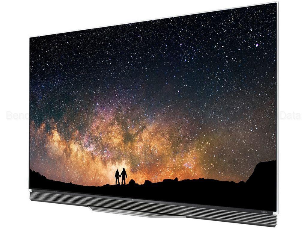 "TV OLED LG 55"" 55E6V - 3D - 4K - HDR (+10% sur la carte)"