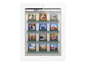 Apple iPad 4 Retina 16 Go WiFi blanc