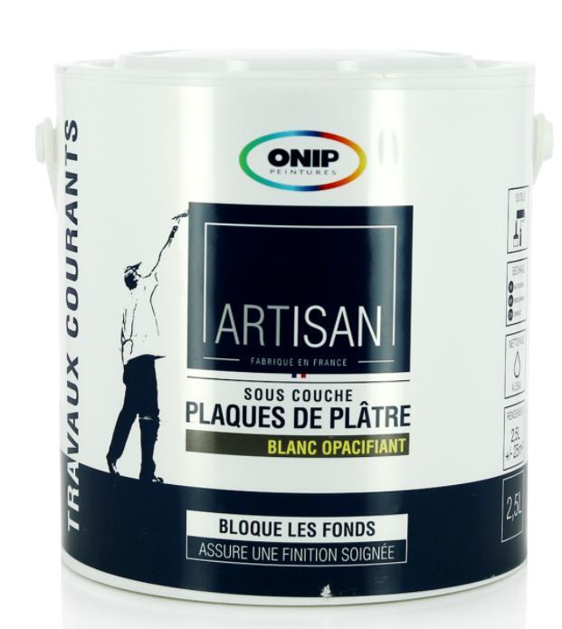 Sélection De Peintures Acrylique ONIP 2.5L à 10L