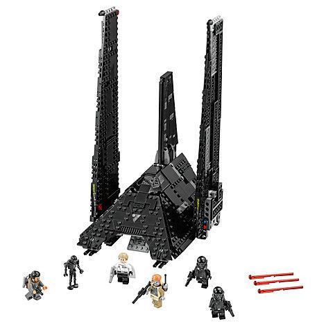 Jusqu'à 30% de réduction sur une sélection de Lego - Ex : Lego Star Wars 75156 - Rogue One Krennic's Imperial Shuttle