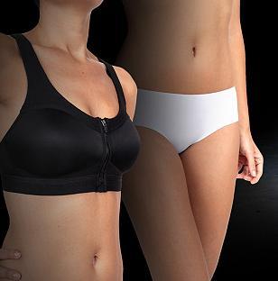 Sélection de sous-vêtements de sport pour femme Odlo