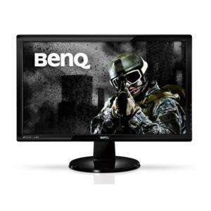 Ecran PC 24'' BenQ GL2450HE - LED, Full HD, 2ms (VGA, DVI, HDMI)
