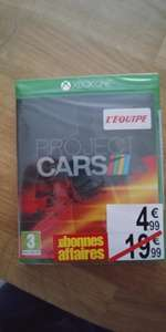 Project Cars Xbox One et PS4