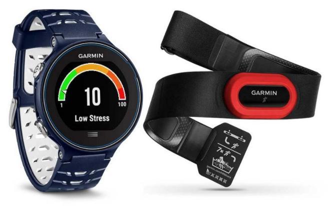 Montre running Garmin 630 HRM