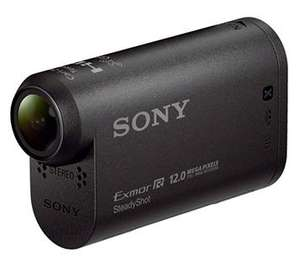 Sony ActionCam AS30 Stabilisateur Steadyshot(EIS)