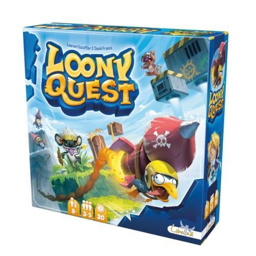 Jeu de société Loony Quest Asmodee