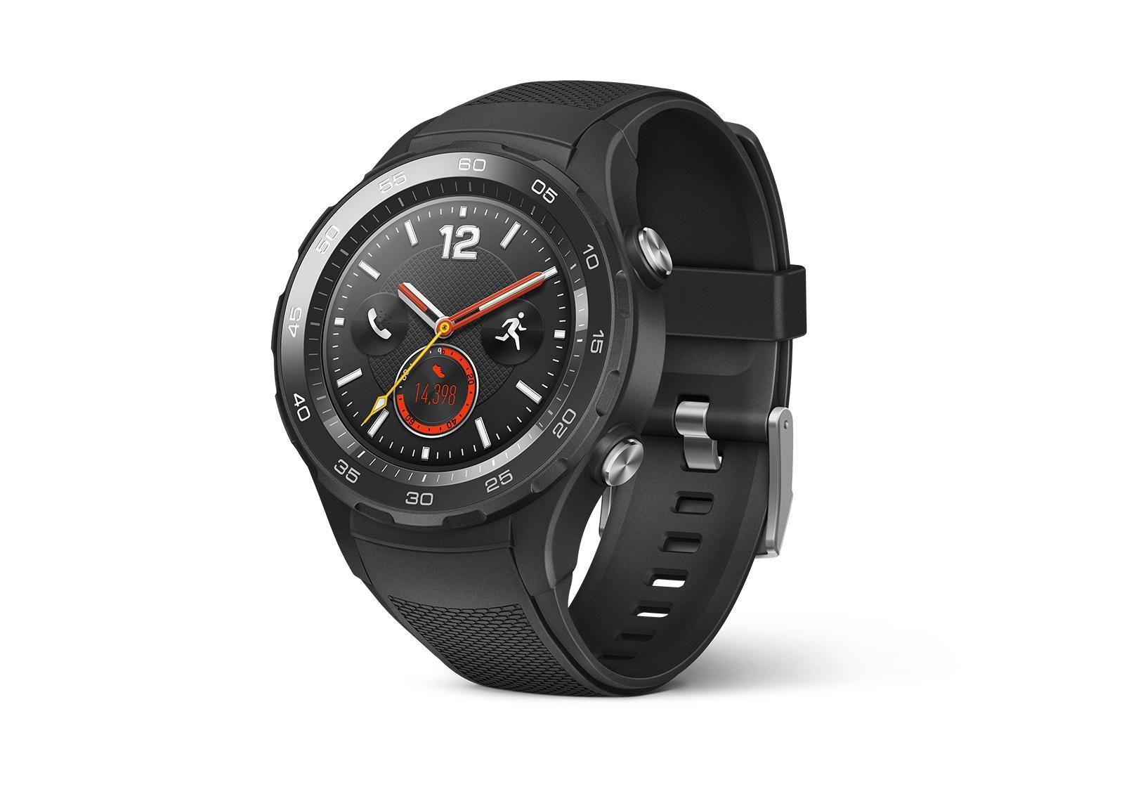 Montre connectée Huawei watch 2 4G (ODR 50 + 50€)