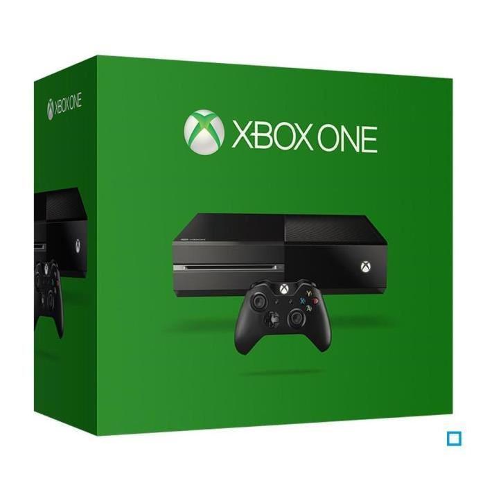 Console Xbox One 500Go