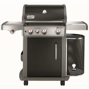 Barbecue à gaz Weber Spirit Premium E-330 GBS - Noir