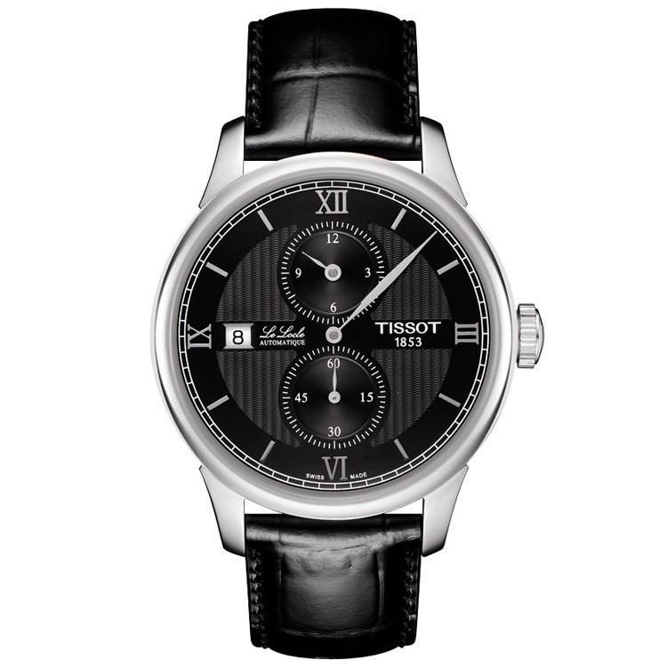 Sélection de montres en soldes - Ex : Montre homme Tissot Le Locle Régulateur