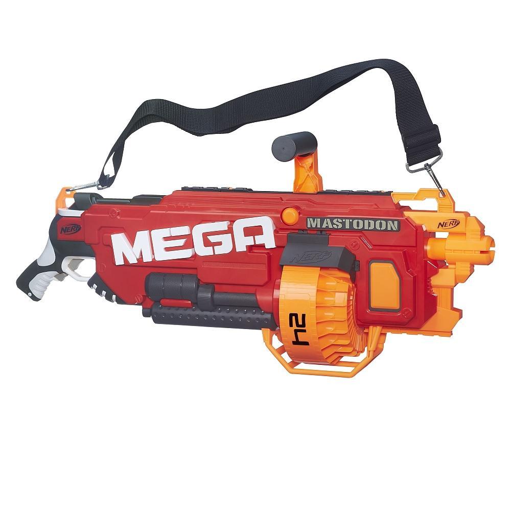 Pistolet à fléchettes Nerf Mega Mastodon (via ODR de 30€)