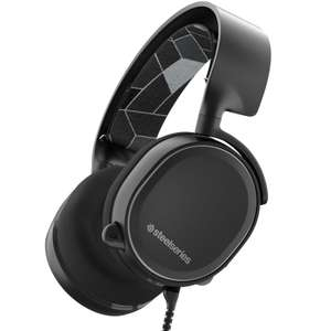 Casque audio 7.1 SteelSeries Arctis 3 - Noir ou Blanc