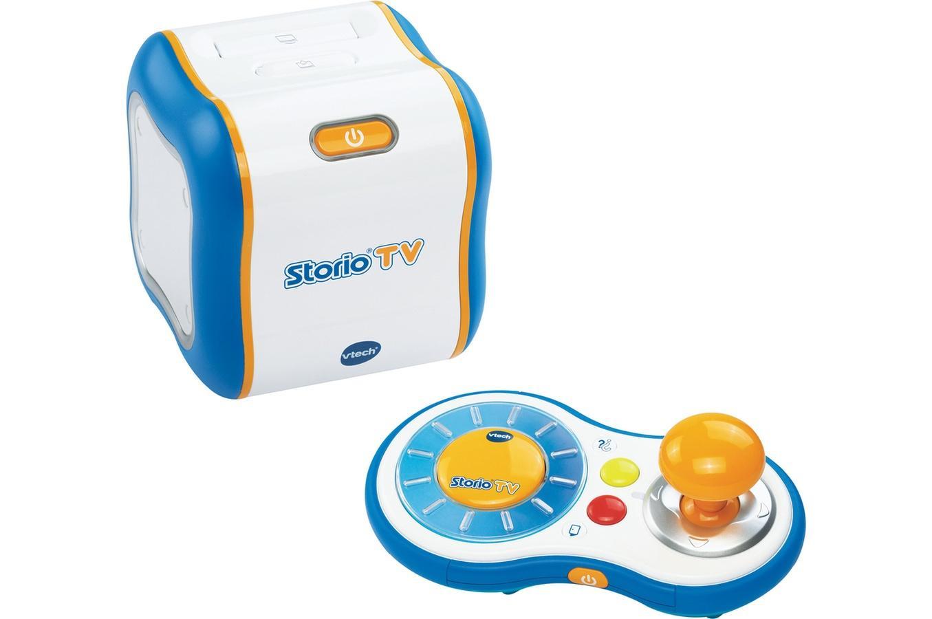 Console enfant Vtech Storio TV 183605