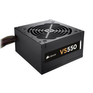 Alimentation PC Corsair VS550 - 80+ - 550W