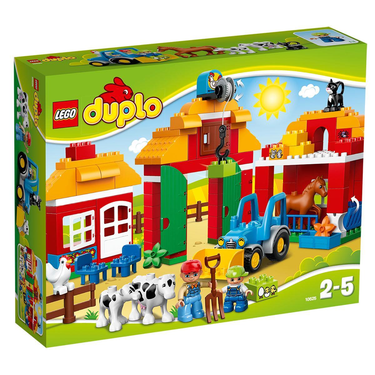 Jouet Lego Duplo  10525 Ville - La grande ferme
