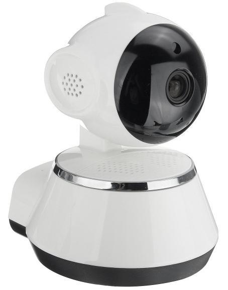 Caméra IP HD Pan Tilt 720P WIFI avec vision nocture