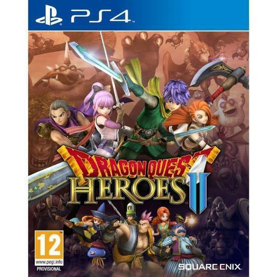 Dragon Quest Heroes 2 sur PS4