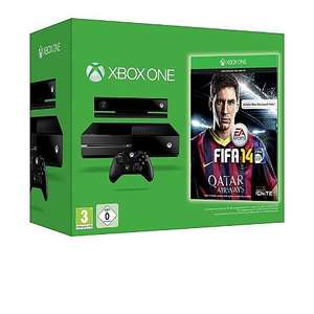 Console Xbox One 500 Go + Jeu Fifa 14