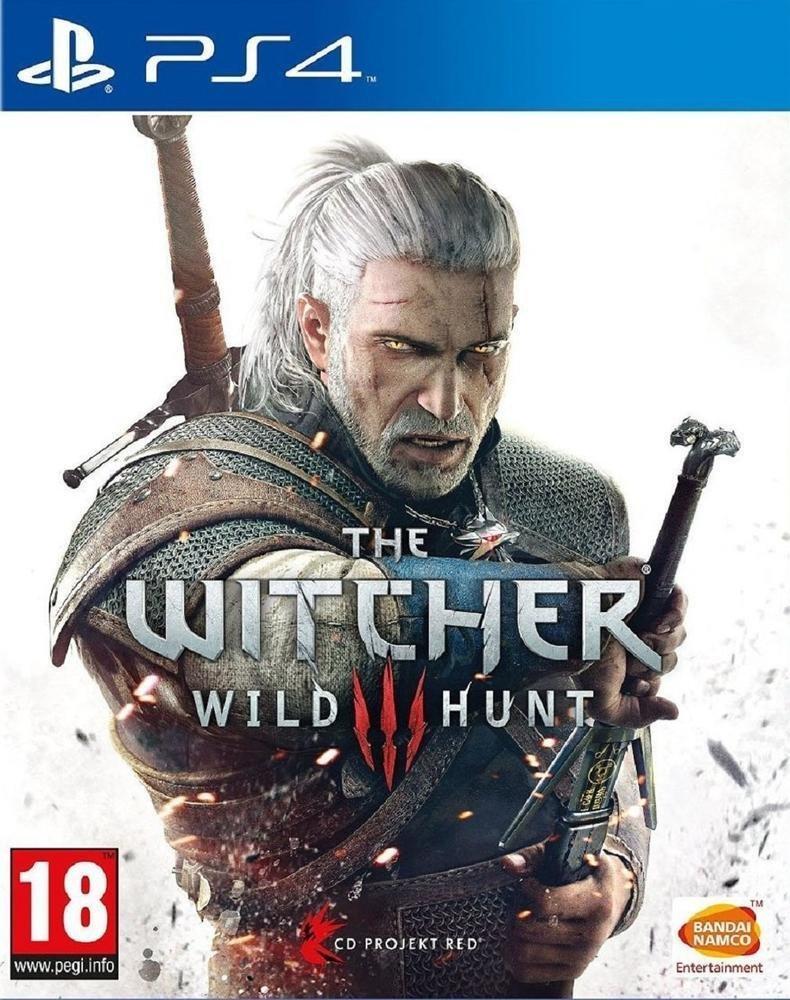 The Witcher 3 : Wild Hunt sur PS4 et PC