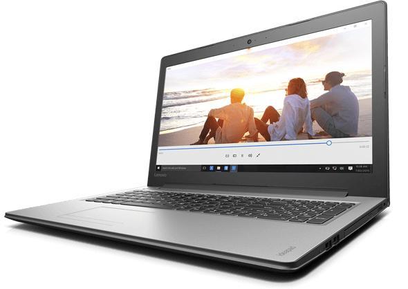 "PC Portable 15.6"" Lenovo Ideapad 310-15IKB - Full HD, i5-7200U, RAM 4 Go, 1To HDD + 128 Go SSD, Nvidia GT920"