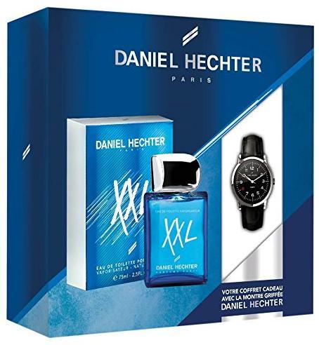 Coffret Daniel Hechter Homme XXL : Eau de Toilette 50 ml + Montre griffée