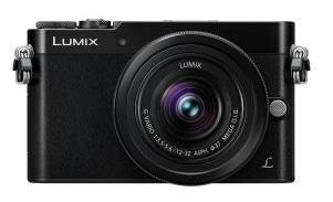 Appareil photo Lumix DMC-GM5 Noir + Objectif 12-32 mm
