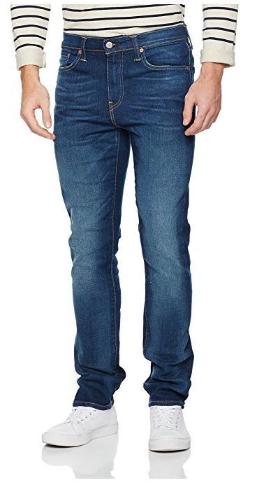 Jeans homme Levi's 511 -  Slim Fit, couleur Bleu