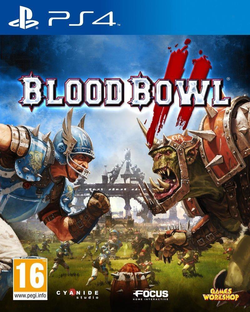 Sélection de Jeux en Promotion - Ex: Pro Evolution Soccer 2017 sur Ps3  à 10€ et Blood Bowl II sur PS4
