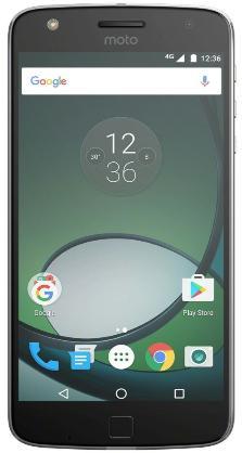 """Smartphone 5.5"""" Lenovo Moto Z Play Noir - Full HD, RAM 3Go, 32Go, Android"""