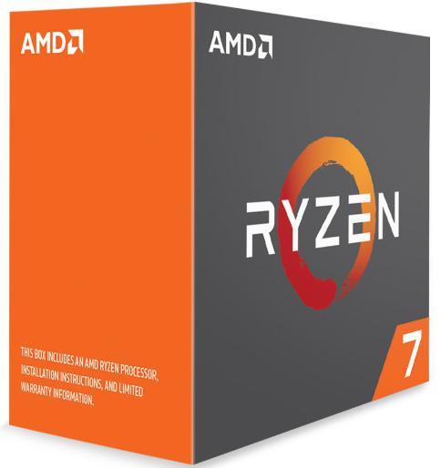 Sélection de produits en promotion - Ex : Processeur AMD Ryzen 7 1700X (3.4 GHz)