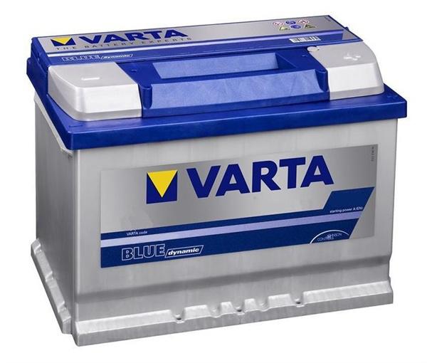 Batteries voiture Varta à -25% (et 10€ en bon d'achat pour la reprise de votre ancienne)