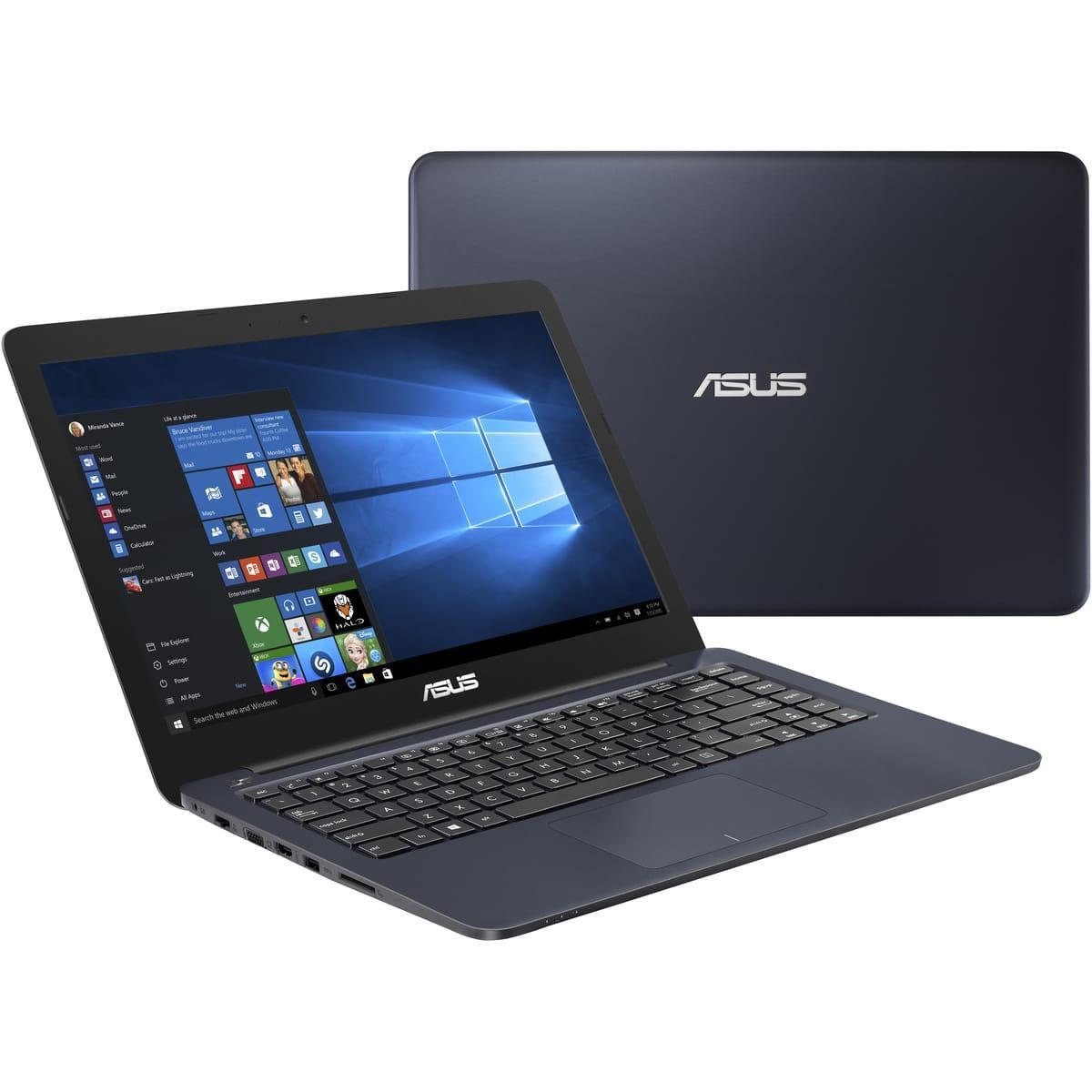 """PC Portable 14"""" Asus E402BA-FA042T  (AMD Dual Core A9-9400, Radeon R5, SSD 128Go, 4Go RAM)"""
