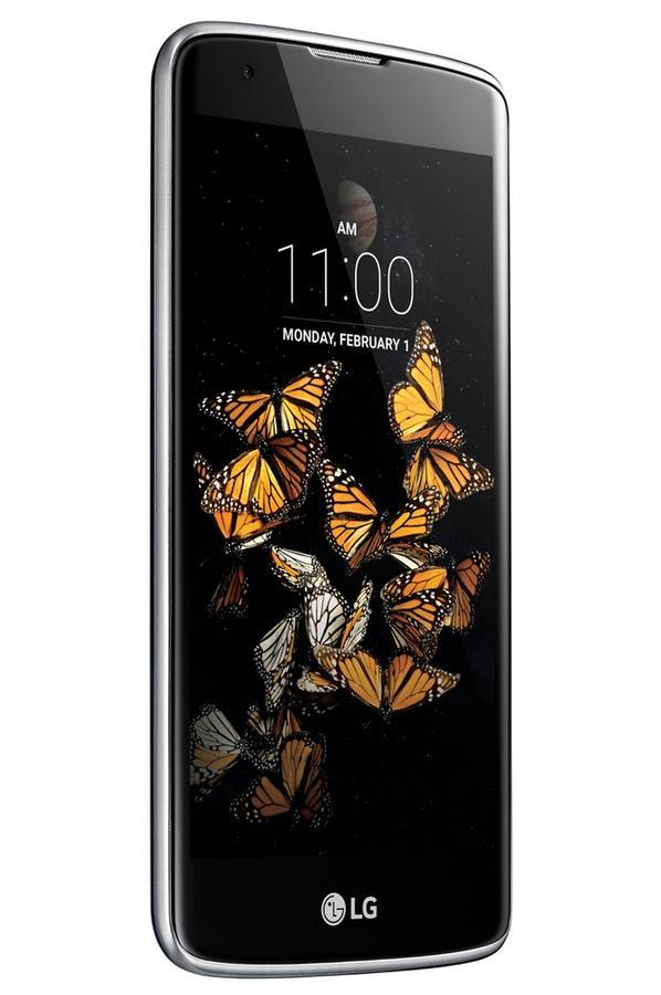 "Smartphone 5"" LG K8 4G 8Go Beu"