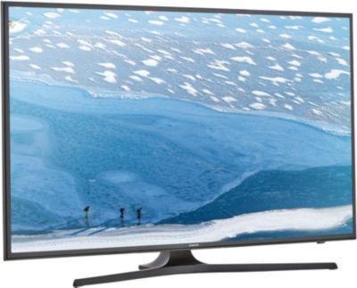 "TV 50"" Samsung UE50KU6000 - LED, 4K UHD, 1300 PQI, HDR, Smart TV"