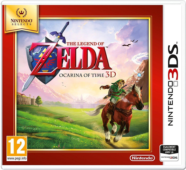 The Legend of Zelda : Ocarina of Time sur Nintendo 3DS