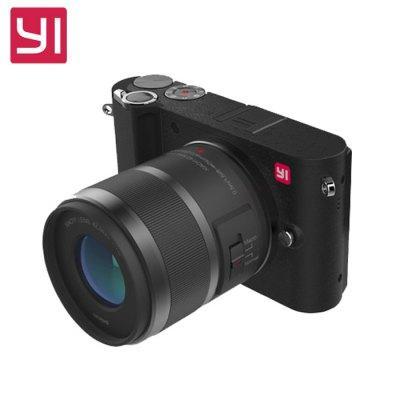 Appareil photo YI M1 - WiFi 4K + Objectif 12-40mm f3.5 - 5.6