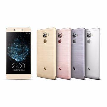 "Smartphone 5.5"" LeTV Leeco Le Pro 3 X720 - Full HD, Snapdragon 821, RAM 4 Go, ROM 64 Go (Avec B20)"