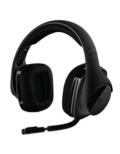 Casque audio sans-fil 7.1 Logitech G533 - Surround DTS