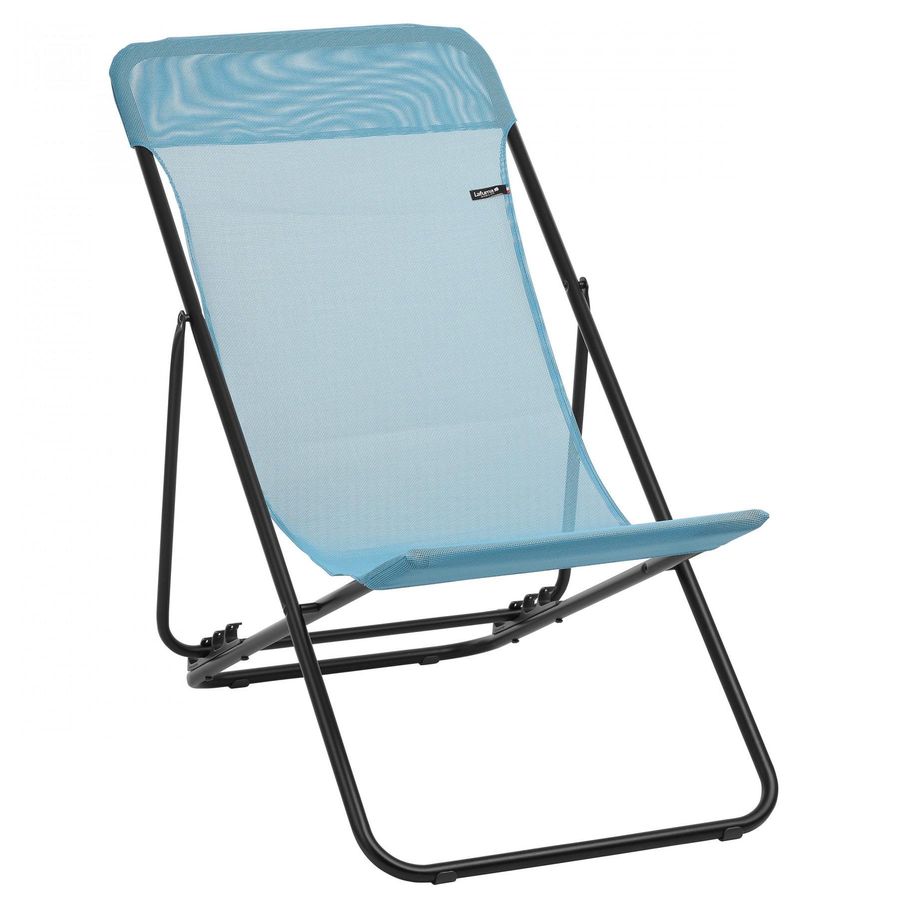 Chaise longue Lafuma Transatube - différents coloris