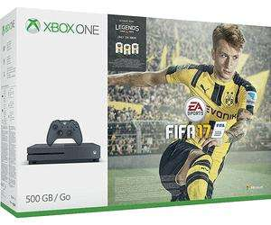 Sélection de packs console Microsoft Xbox One S (500 Go) en promotion - Ex : Xbox One + FIFA 17