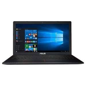 "PC Portable 15.6"" ASUS- R510IU-DM025T - Full HD, AMD FX-9830P Quad-Core, RAM 8Go, HDD 1To + SSD 128Go"