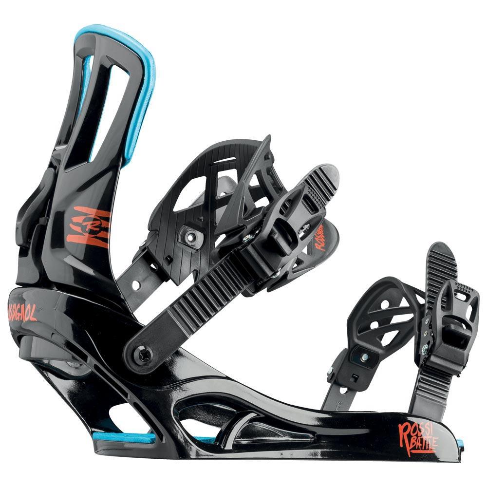 Fixations de snowboard Rossignol Fix Snow Battle V2 (Tailles ML et XL)