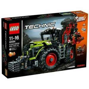 Jouet Lego Technic 42054 Claas Xerion 5000 TRAC VC